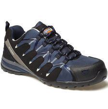 DICKIES TIBER NAVY SAFETY TRAINERS SHOES SIZE UK 7 EU 41 FC23530 COMPOSITE