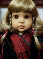 """Gotz doll Rare Noelle by Hildegard Gunzel Noelle 42cm/16.5"""" No. 363/1500"""