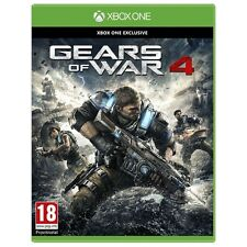 Gears Of War 4 Xbox One Game Brand New