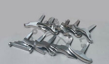 HIGH QUALITY 10 MINIATURE STAKE SET DESIGNING FORMING JEWELRY METAL REPOUSSE