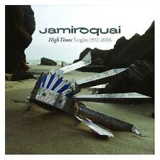 Jamiroquai High Times Singles 1992-2006 CD NEW SEALED Cosmic Girl/Canned Heat+
