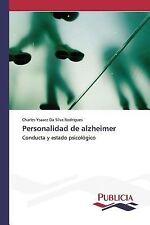 Personalidad de Alzheimer by Da Silva Rodrigues Charles Ysaacc (2015, Paperback)