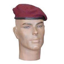Beret Amarante (rouge) des parachutistes TAILLE 60