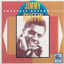 Greatest Motown Hits by Jimmy Ruffin (CD, Jun-1992, Universal/Polygram)