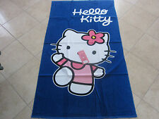 TELO MARE HELLO KITTY 100X180cm NUOVO