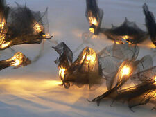 20 Black Leaf Liladee Lily LED fairy light Party decor wedding event gift 3metre