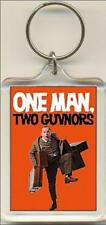 One Man, Two Guvnors. The Play. Keyring / Bag Tag.