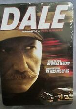 """NEW, Paul Newman Narates """"Dale"""" The Legend Of Nascar, Six DVD Collection"""