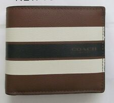 COACH F75399 Sport Calf Leather Wallet