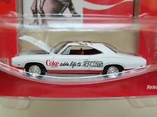 JOHNNY LIGHTNING - COCA-COLA SPORTS CARS - (1970) '70 DODGE CORONET SUPER BEE