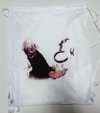 Mochila saco Tokyo Ghoul Kaneki gymbag bag macuto SHIPS WORLDWIDE