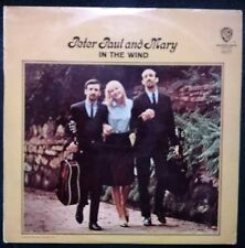 PETER PAUL AND MARY - IN THE WIND VINYL LP AUSTRALIA