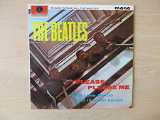 THE BEATLES Please Please Me UK 5th press mono LP Superb Ex+ condition