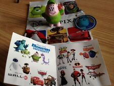 Disney Pixar Esselunga SCOTT SOUFFLE' SQUIBBLES di Monster University