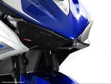 Yamaha YZF R3 15 16 Headlight Lens Cover Shield Dark MADE ENGLAND