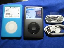 Apple iPod classic 7th Generation Charcoal Grey 120 GB New Parts With Bundle