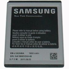 Samsung Galaxy S2 I777 Cell Phone 1650mAh 3.7V Li-Ion 6.11Wh Battery EB-L1A2GBA