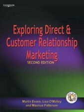 Exploring Direct and Customer Relationship Marketing,VERYGOOD Book