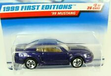 Hot Wheels 99 Mustang 1999 First Editions #909 5SP
