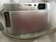 Sony Cyber-shot DSC-T100 8.1MP Digital Camera very  GOOD CONDITION + freebies