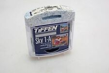 Tiffen 55mm Sky 1-A Protection Filter Skylight 55 mm++New Old Stock++MINT