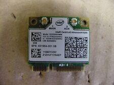 Lenovo ThinkPad T420S WiFi Card 802.11b/g/n 631954-001 60Y3253 J23 TESTED