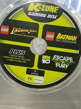 K-Zone Gaming Disc (disc only)  PC GAME - FREE POST