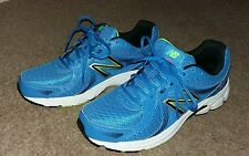 Unisex Men's Women's New Balance 450 v3 Blue Trainers size 8 with white sole