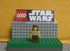 "STAR WARS LEGO LOT MINIFIGURE--MINI FIG--""  QUI-GON  JINN "" ---7101--7121--7161"