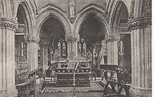 The Chancel, Rosslyn Chapel, ROSLIN, Midlothian