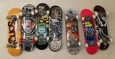 Tech Deck Fingerboard Lot Flip World Industries Sorry 7 Decks Pepper Expedition