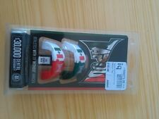 mouthguard bucal tapout boxeo mexico x2 kids 5 - 11 years boxing mma