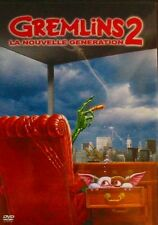 DVD GREMLINS 2 - Zach GALLIGAN / Phoebe CATES / Christopher LEE