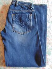 "Homme diesel zaghor jeans bleu taille 32"" jambe 32"""