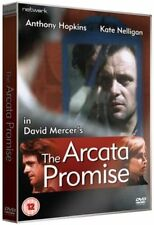 THE ARCATA PROMISE. Anthony Hopkins, Kate Nelligan. New sealed DVD.