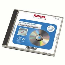 Hama CD DVD Laser Lens Cleaner Cleaning Kit  - BRAND NEW IN PACKAGING