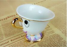 TAZZINA MRS. POTTS AND CHIP THE BEAUTY AND THE BEAST COFFE CUP CINEMA #2