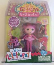 Lalaloopsy Mini Silly Fun House Jewel Sparkles With Pet Cat