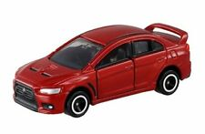 Takara Tomy Tomica #67 Mitsubshi Lancer Evolution X Diecast Car Vehicle Toy