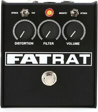 Pro Co Fat Rat Selectable Mosfet Clipping and Thic