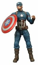 Marvel Select Captain America 3 Civil War Captain America Action Figure