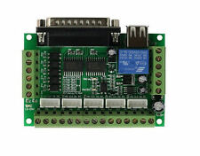 1pc 5 Axis CNC Breakout Board For Stepper Driver Controller mach3 ESUS
