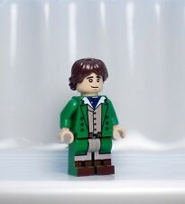 A886 Lego CUSTOM PRINTED Lego Dimensions INSPIRED DOCTOR WHO EIGHTH DR MINIFIG 8