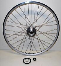 "28"" Ryde ZAC 2000 Laufrad mit Shimano Alfine SG-S7000 Nabe, Disk, Silber, 19-622"