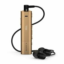 NEW GENUINE SONY SBH54 SMART STEREO FM BLUETOOTH NFC HEADSET GOLD