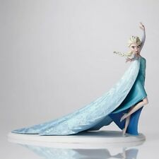 Walt Disney Archives Collection Frozen Elsa Maquette New