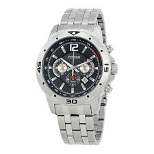 Citizen Grey Dial Chronograph  Mens Watch AN8100-54E