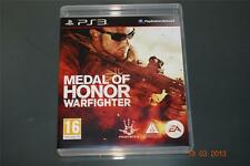 Medalla De Honor Warfighter PS3 Playstation 3 ** ** GRATIS UK FRANQUEO