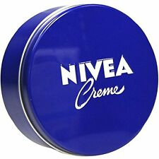 NIVEA CREAM Creme Classic for Face, Body & Hands, Moisturiser,Dry skin 250ML TIN