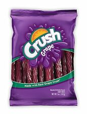 Kenny's Juicy Grape Crush Twist - Soda Flavored Licorice Candy - 5 Oz - 3 Bag